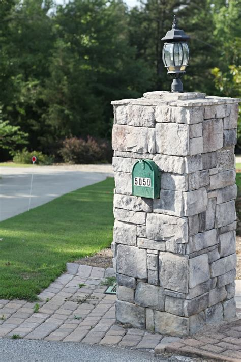 Curb Appeal Chronicles - Mailbox - Bower Power