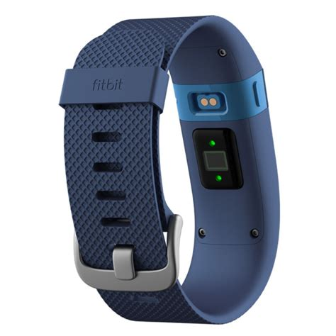 Fitbit Charge HR Armband Tracker, Blau bei