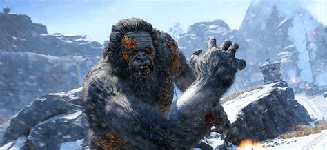 Venture into the Valley of the Yetis next week in Far Cry