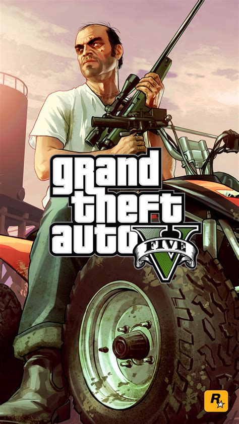 Gta 5 Trevor Wallpapers For Iphone On Wallpaper 1080p HD
