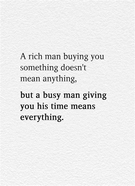 A Busy Man Giving You His Time Means Everything Pictures