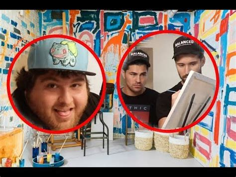 VLOG SQUAD MEMBERS PAINT EACHOTHER!! - YouTube