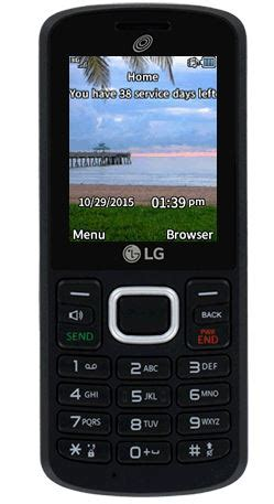 Straight Talk LG 329G User manual / Guide - My LG Cell Phones