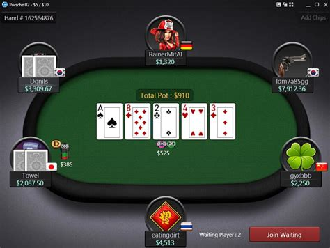 Lotos Poker — the most reliable skin of GG network!