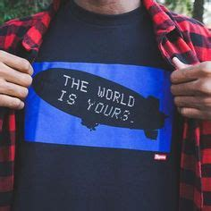 scarface the world is yours blimp - Google Search | Places