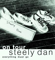 Tour Dates '03 [Official Steely Dan Site] | Touring Schedule