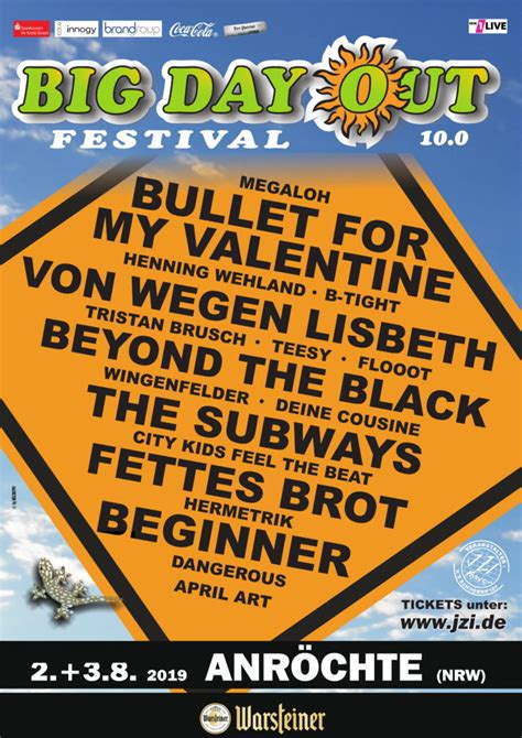 Big Day Out Festival - AStA Paderborn