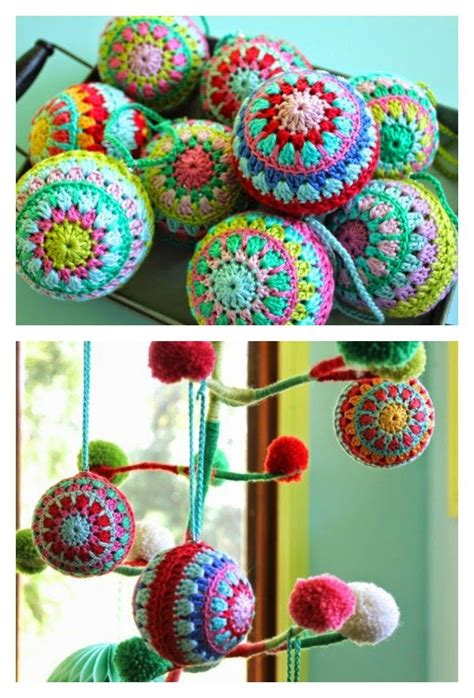 10+ Fast and Easy Christmas Crochet Free Patterns for Last