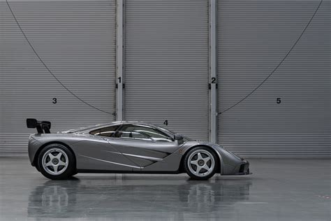 One-of-Two, Road-Legal McLaren F1 LM-Spec Headed to