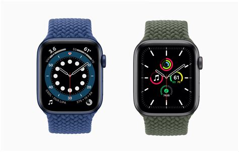 Apple Watch 6 vs Apple Watch SE: The Biggest Differences