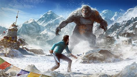Far Cry 4 Valley of the Yetis Wallpapers | HD Wallpapers