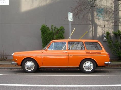 1970 Volkswagen Squareback I had one of these