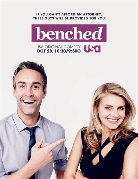 Benched (2014 - 2014) : http://www