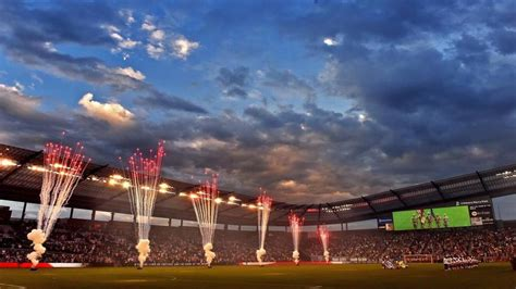 Will Sporting KC expand Children's Mercy Park?   The