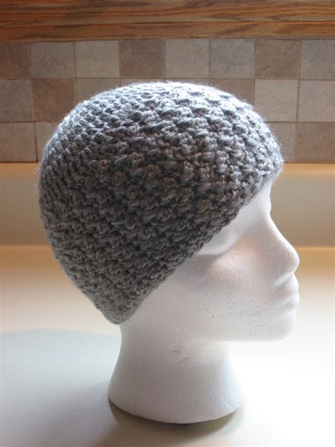 Crochet Projects: More Chemo hats!