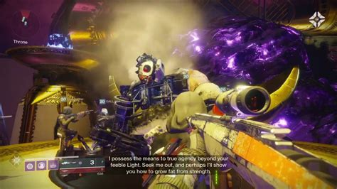 Leviathan Raid: EMPEROR CALUS BOSS FIGHT! (No Commentary